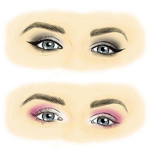 5 kombinácií očných tieňov na jar/leto 2016