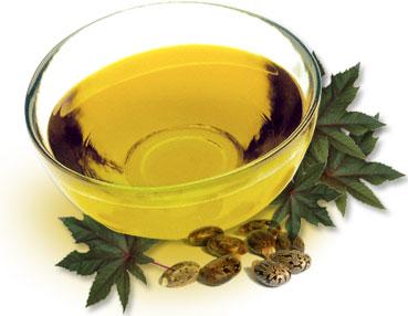 Ricínový olej: zázrak na spevnenie vlasov aj rias