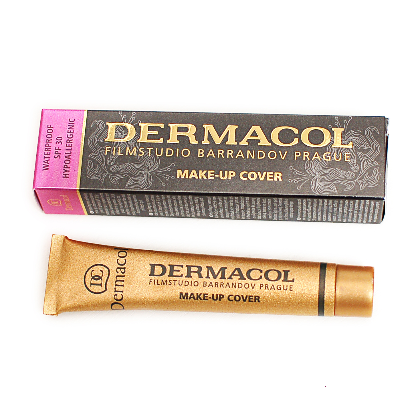 RECENZIA: Dermacol Make-up Cover